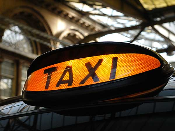 Taxi Driver Barrister
