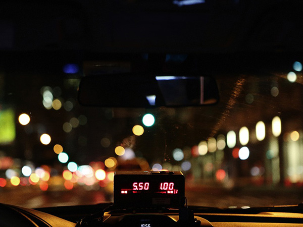 CCTV in taxis – What is the law on continuous recording?