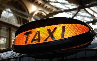 Is the Government about to announce taxi reform legislation?