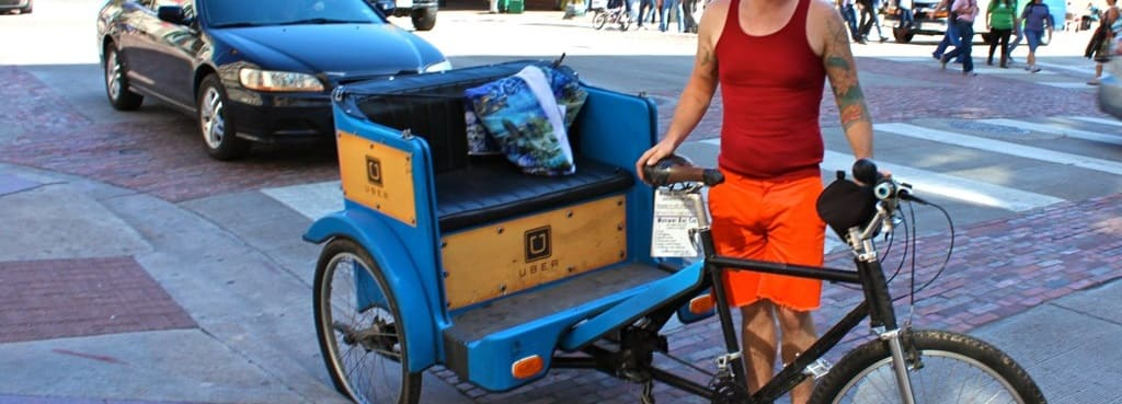 Bill to introduce licensing of pedicabs in London