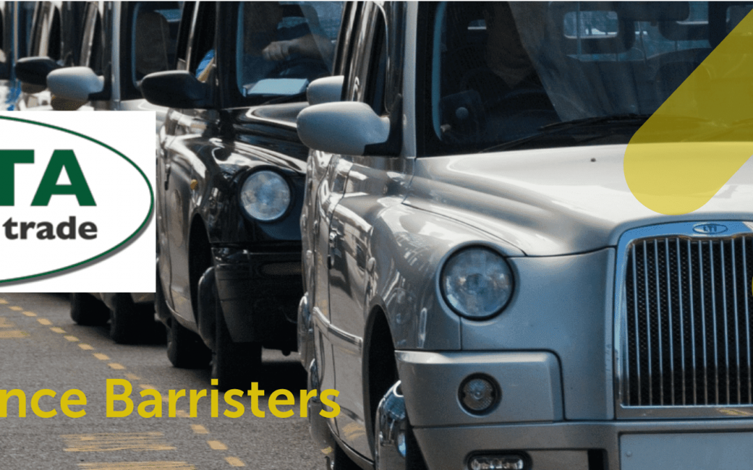 Taxi Defence Barristers partner up with NPHTA